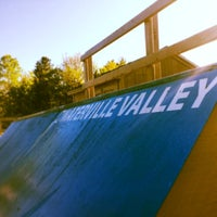 Photo taken at Waterville Valley Resort Skate Park by Monique A. on 6/1/2014