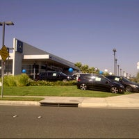 Photo taken at Mercedes-Benz of Valencia by roberto m. on 10/9/2013