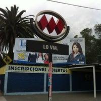 Photo taken at Metro Lo Vial by Carolina S. on 11/9/2012