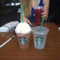 Photo taken at Starbucks by Hasibe G. on 10/10/2013