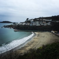 Photo taken at Looe by Joanne v. on 3/30/2015