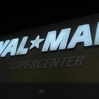 Photo taken at Walmart Supercenter by Eric C. on 12/20/2012