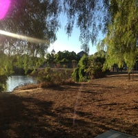 Photo taken at Almaden Lake Park by Layne J. on 6/27/2013
