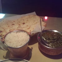 Photo taken at Malhi's Indian Cuisine by Tokuda B. on 9/28/2013