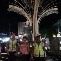 Photo taken at Zero Point of Manado by viitadiitapiita r. on 6/21/2014