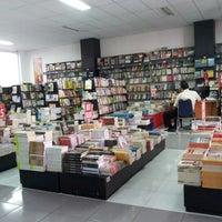 Photo taken at Rumah Buku by Ratih D. on 11/17/2012