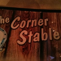 Photo taken at The Corner Stable by Lei Ann on 7/27/2013