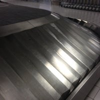 Photo taken at Terminal 1 Baggage Claim by Jay T. on 11/7/2012