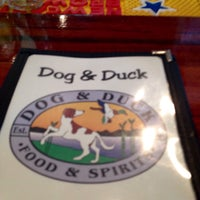 Photo taken at Dog & Duck by Beth M. on 5/30/2015