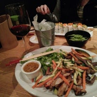 Photo taken at Boathouse Sushi by Kevin J. on 11/9/2013