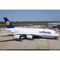 Photo taken at Lufthansa Flight LH 463 by A.G.T on 10/17/2014