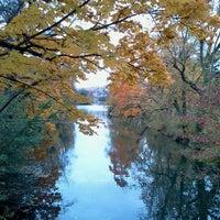Photo taken at Parc de la Tête d'Or by Clovis N. on 11/11/2012