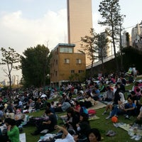 Photo taken at Yeouido Hangang Park by DC N. on 10/6/2012