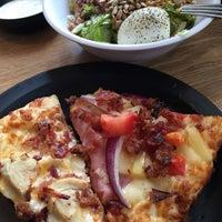 Photo taken at Round Table Pizza by Iris W. on 10/9/2015