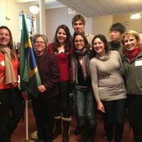 Photo taken at Sheldon Hall by Tatiana T. on 2/1/2013