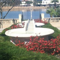 Photo taken at Hollis Gardens by Valerie G. on 1/26/2013
