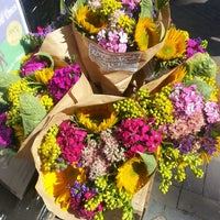 Photo taken at Copley Square Farmer's Market by Brandie A. on 9/17/2013