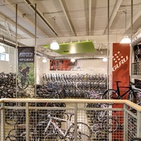 Photo taken at Mike's Bike Shop by Kyle H. on 9/13/2013