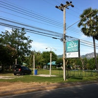 Photo taken at Sam Roi Yod Holiday Resort by Suraphon T. on 10/3/2012