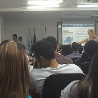 Photo taken at Fanese - Campus Santo Antônio by Jordy R. on 5/19/2016