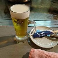 Photo taken at 広島風お好み焼き じゅん平 浦安店 by ぐんちゃん on 6/18/2016