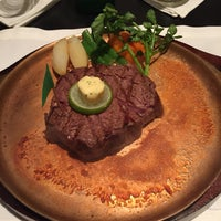 Photo taken at Angus Steak House by Jim B. on 8/14/2015