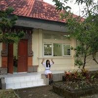 Photo taken at SMAN 5 Denpasar by Ian .. on 7/15/2013