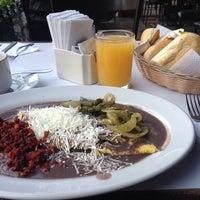 Photo taken at Café Ventura by Luis M. on 6/5/2013
