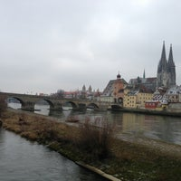 Photo taken at SORAT Insel-Hotel Regensburg by Daniel on 1/16/2013