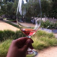 Photo taken at Medlock Ames Tasting Room by Angi B. on 6/16/2014