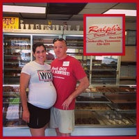 Photo taken at Ralph's Donuts by Christopher S. on 4/6/2014