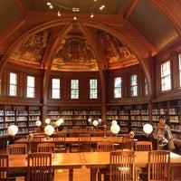 Photo taken at Cambridge Public Library by Alexandria B. on 9/22/2013