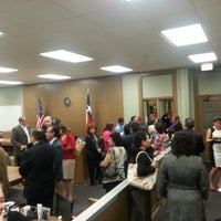 Photo taken at Bexar County Courthouse by Jorge H. on 1/1/2013