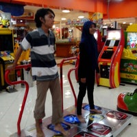 Photo taken at Timezone by Na3 on 10/7/2013