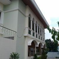 Photo taken at Masjid Nurul Irfan UNJ by fian_sk8 on 12/16/2012