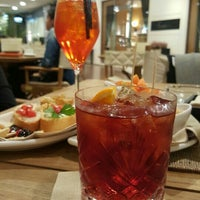 Photo taken at Galleria Cavour 1 Bar & Winery by erol ç. on 11/6/2015