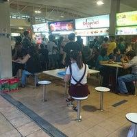 Photo taken at Aspirasi Food Stall by Adrian S. on 2/2/2016