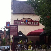 Photo taken at The Blue Bell Inn by David R. on 9/23/2013