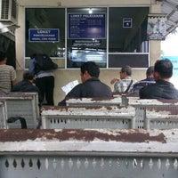 Photo taken at Samsat Polda Metro Jaya by Avista C. on 2/27/2014