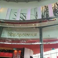 Photo taken at Hippopotamus by lefevre p. on 4/13/2012