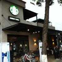 Photo taken at Starbucks by Irasema R. on 7/17/2012