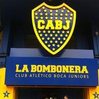 Foto tirada no(a) Estadio Alberto J. Armando (La Bombonera) por Danijel I. em 1/8/2013