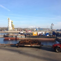 Photo taken at Neue Jadewerft by Bjorn M. on 3/23/2015