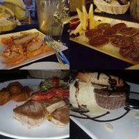 Photo taken at Chiringuito La Ola Bar by Manes T. on 8/10/2016