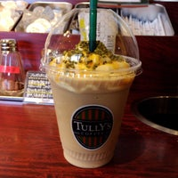 Photo taken at Tully's Coffee by Yoichi on 9/27/2015