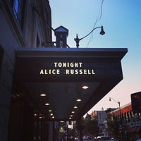 Photo taken at Lincoln Hall by Rich C. on 10/17/2013