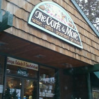 Photo taken at The Cork & More by elizabeth c. on 3/9/2013