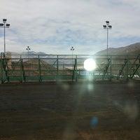 Photo taken at Mina Los pelambres by Ruben R. on 9/20/2013