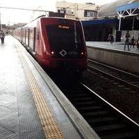 Photo taken at Estação Brás (CPTM) by Onildo L. on 12/16/2012