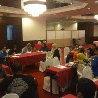 Photo taken at Selesa Hotel Johor Bahru by HESMEL F. on 12/20/2012